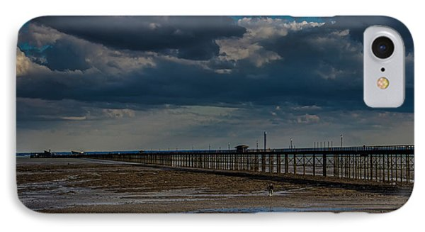 Southend Pier IPhone Case by Martin Newman