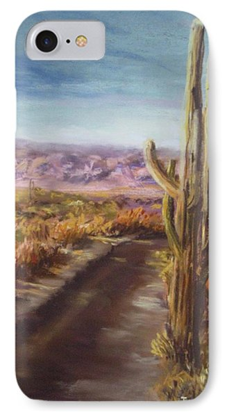 Southern Arizona Phone Case by Jack Skinner