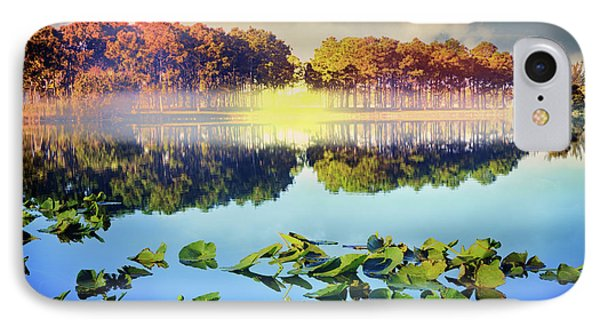 IPhone Case featuring the photograph Southern Beauty by Debra and Dave Vanderlaan