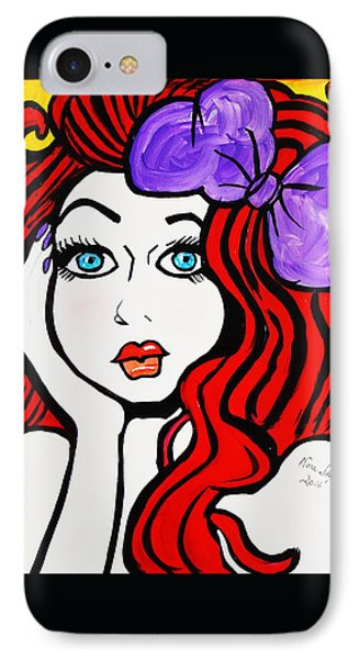 Sharlene   Southern Bell IPhone Case