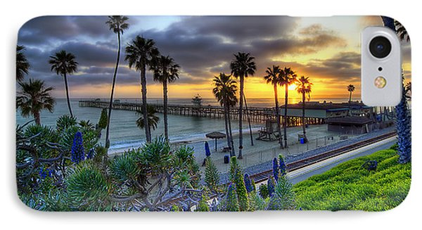 Southern California Sunset IPhone Case by Sean Foster