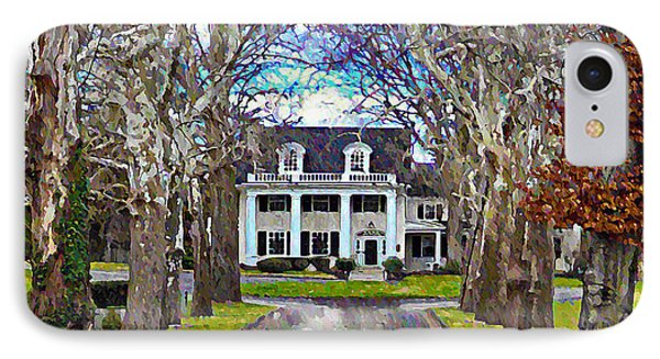 Southern Gothic Phone Case by Bill Cannon