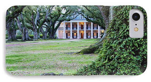 Southern Manor Home Phone Case by Jeremy Woodhouse