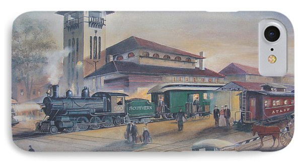 Southern Railway Phone Case by Charles Roy Smith