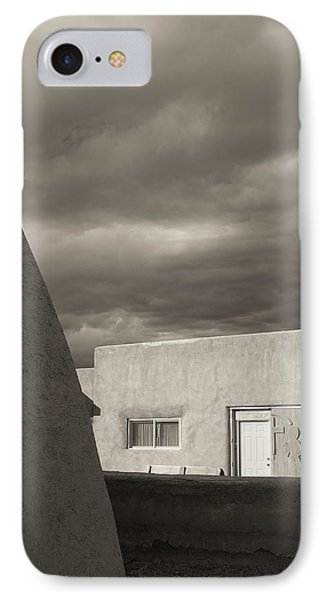 IPhone Case featuring the photograph Southwestern Skies by Heidi Hermes