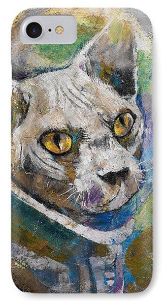 Space Cat IPhone 7 Case