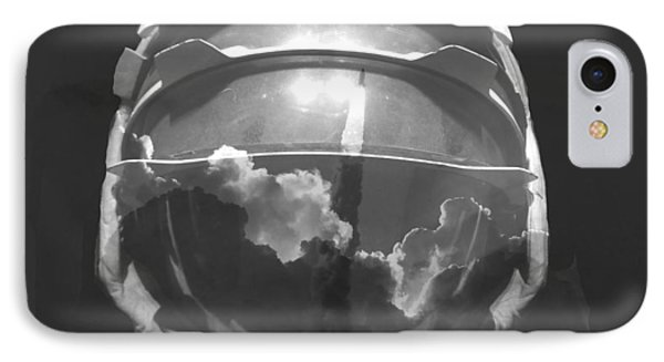 IPhone Case featuring the photograph Space Flight by David Lee Thompson