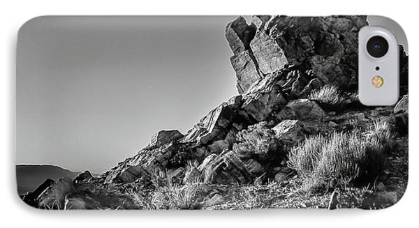 Space Rock IPhone Case by Blake Yeager