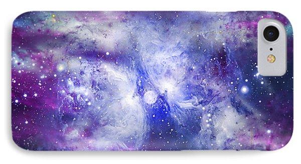 Space009 Phone Case by Svetlana Sewell