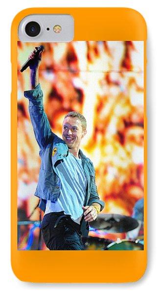 Coldplay4 IPhone Case by Rafa Rivas