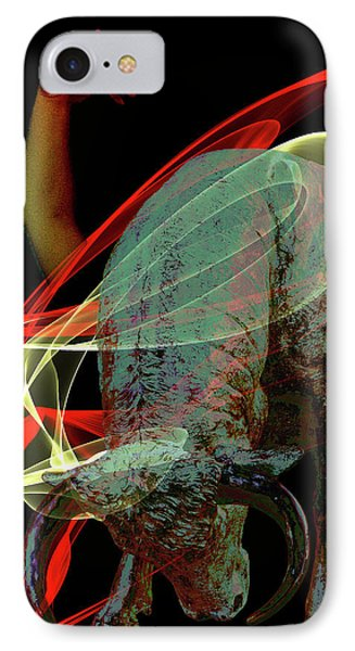 Spanish Air IPhone Case by Angel Jesus De la Fuente