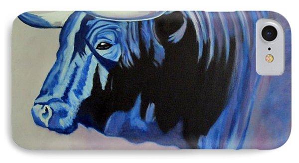 Spanish Bull IPhone Case by Manuel Sanchez