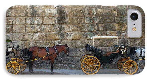 Spanish Carriage IPhone Case