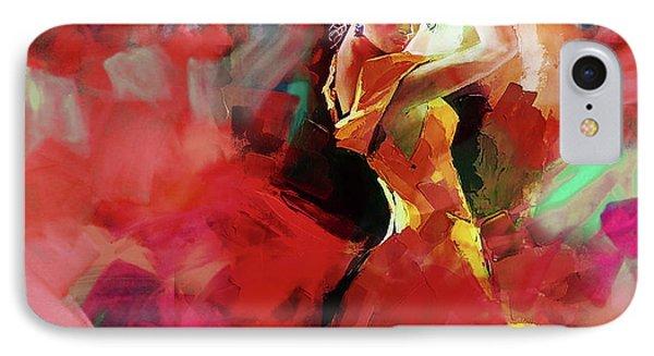 Spanish Dance IPhone Case