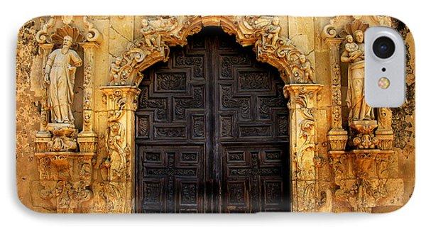 Spanish Doorway Phone Case by Perry Webster