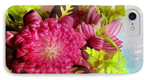Spanish Flowers IPhone Case