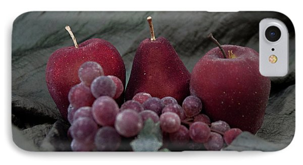 IPhone Case featuring the photograph Sparkeling Fruits by Sherry Hallemeier