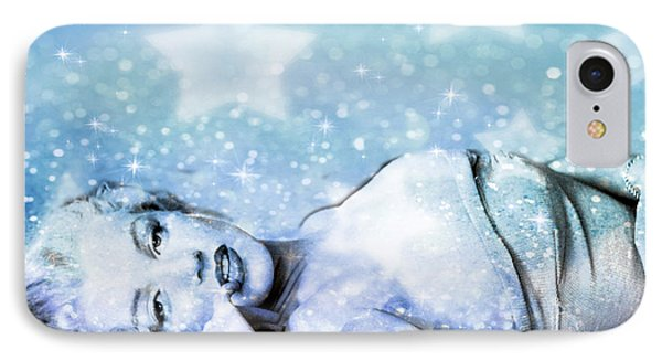 IPhone Case featuring the digital art Sparkle Queen by Greg Sharpe