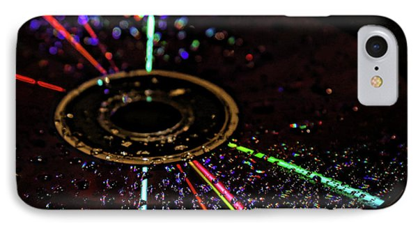 Sparkles IPhone Case by Judy Vincent