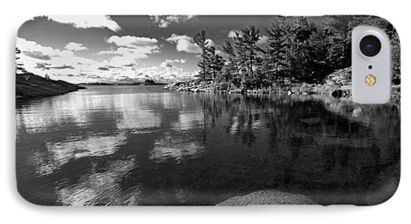 Clouds In Georgian Bay IPhone Case by Charline Xia