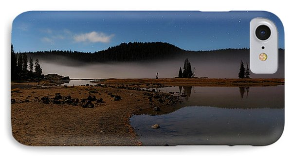 IPhone Case featuring the photograph Sparks Lake At Dawn by Cat Connor