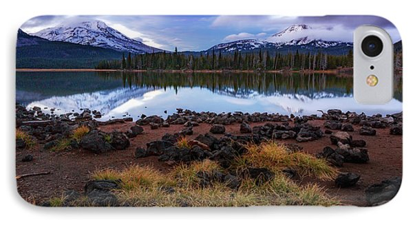 IPhone Case featuring the photograph Sparks Lake by Cat Connor