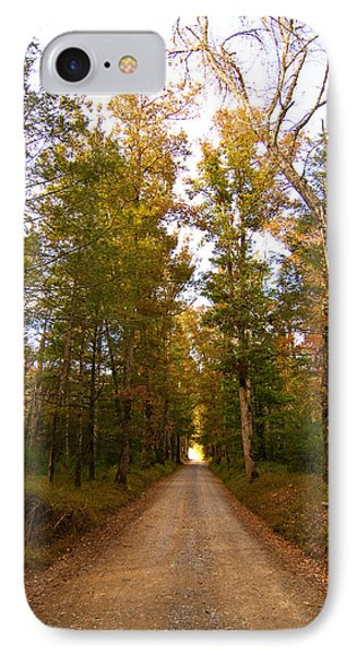 Sparks Lane IPhone Case by Bob Decker