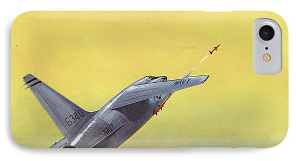 Sparrow Air To Air Missile  IPhone Case