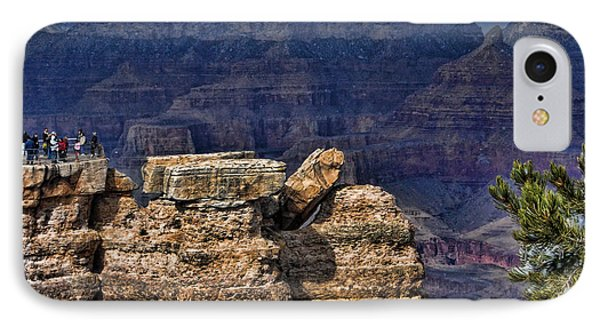 IPhone Case featuring the photograph Spectacular Grand Canyon by Roberta Byram