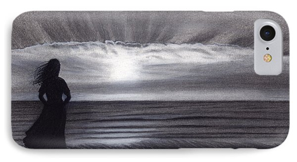 Spectacular Moment IPhone Case by Debbie Smith