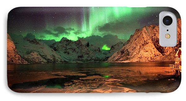 Spectacular Night In Lofoten 1 IPhone 7 Case