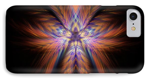 Spectra Phone Case by Alina Davis