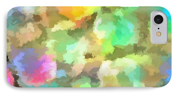 Spectrum Of Color IPhone Case by Krissy Katsimbras