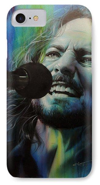 Spectrum Of Vedder IPhone 7 Case