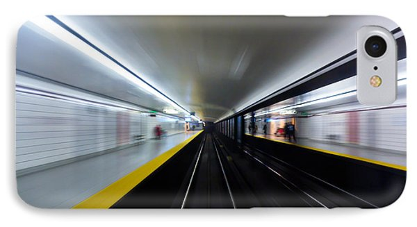 IPhone Case featuring the photograph Speed 3 by Brian Carson