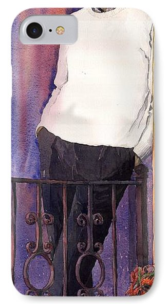 Spenser 01 Phone Case by Yuriy  Shevchuk