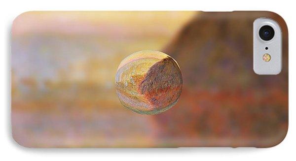 Sphere 5 Monet IPhone Case by David Bridburg