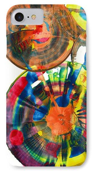 Sphere Series 967.030812 IPhone Case by Kris Haas