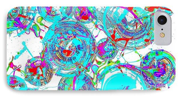 Spheres Series 1511.021413invfddfs-sc-2 IPhone Case by Kris Haas