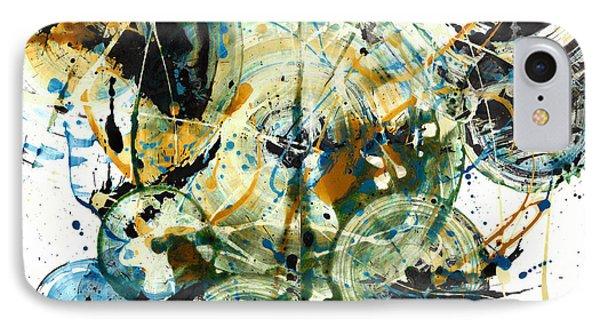 Spherical Joy Series 170.171.011011 IPhone Case by Kris Haas