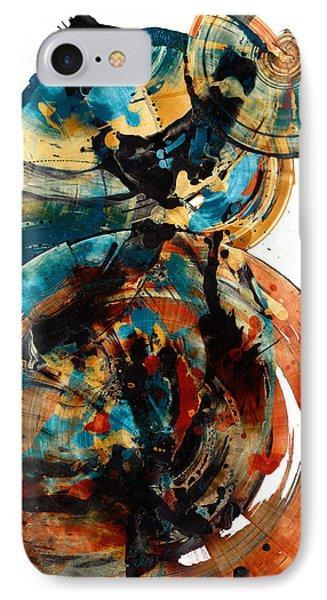 Spherical Joy Series 208.012011 IPhone Case by Kris Haas