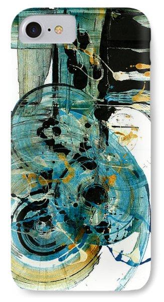 Spherical Joy Series 210.012011 IPhone Case by Kris Haas