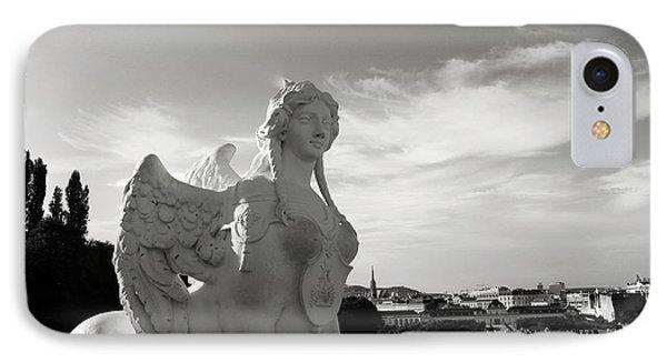 Sphinx- By Linda Woods IPhone Case by Linda Woods