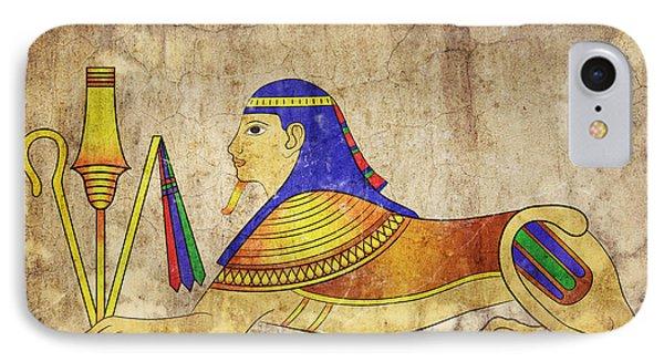 Sphinx Phone Case by Michal Boubin