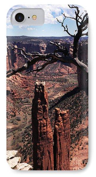 Spider Rock Phone Case by Thomas R Fletcher