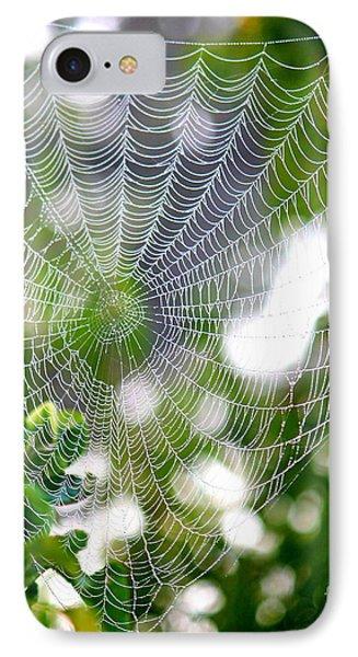 Spider Web 2 IPhone Case