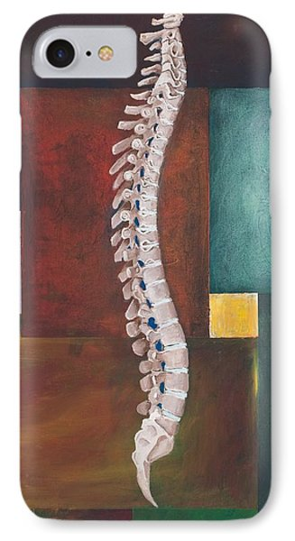 Spinal Column IPhone Case