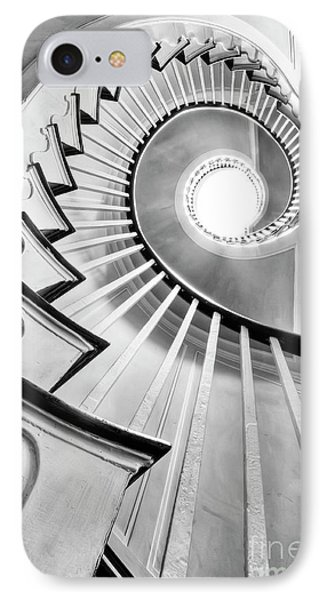 Spiral Staircase Lowndes Grove  IPhone 7 Case