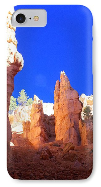 Spires Phone Case by Marty Koch