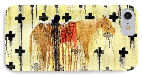 Spirit Blanket Phone Case by Patrick Trotter